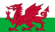 Wales Genealogy Records by popular US professional genealogists, Price Genealogy: image of the Welsh flag.