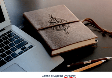 Journaling Tips featured by top US genealogists Price Genealogy