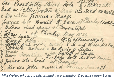 Fighting Against a Pandemic with Family History featured by top US online genealogists, Price Genealogy | Online family history work by popular US online genealogists, Price Genealogy: image of a handwritten letter.