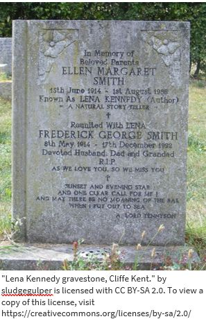 Cemetery Records by popular US online genealogists, Price Genealogy: image of a gravestone.